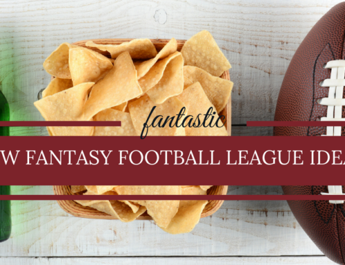 42 Fantastic New Fantasy Football League Ideas