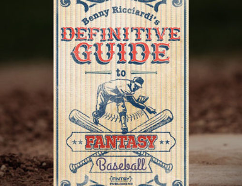 "Fantasy Baseball Book Excerpt: My ""39 Dirty Tricks"""