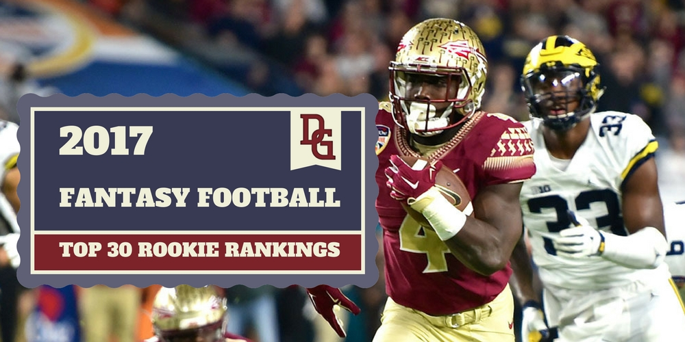 2017 Fantasy Football Rookie Rankings