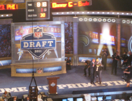 NFL Draft History By The Numbers