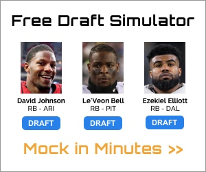 Draft Wizard Free Fantasy Football Mock Draft Tool