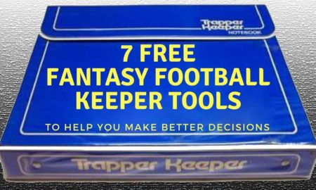 Free Fantasy Football Keeper Tools